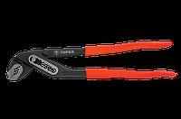 Topex Клещи трубные, 250 мм, диапазон 0-35 мм