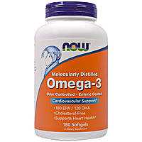 Now Foods Omega 3 180 caps