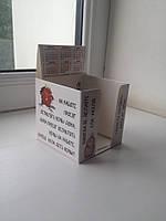 Бумага для заметок в упаковке, блок 8,4*8,4*8 см
