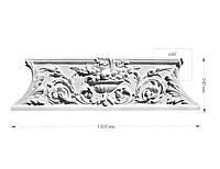 Декоративные элементы для фасада. Фасадная лепнина (портали, панно, маскарони, картуші)