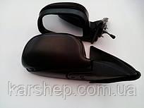Боковые зеркала на Mitsubishi Galant 97 - 04 год, механика