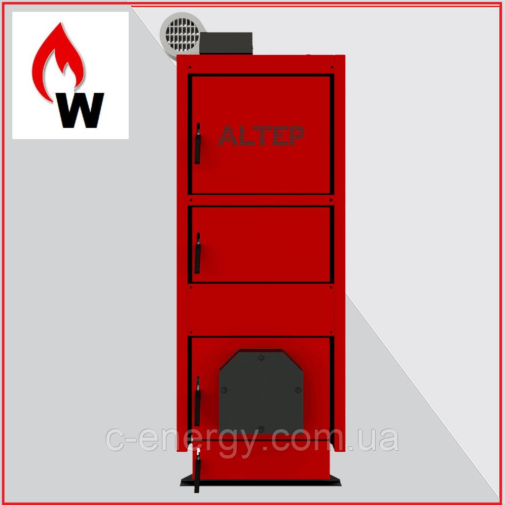 Твердотопливный котел Altep  Duo Uni (KT-2EU) 40 кВт (для горелки) , фото 1