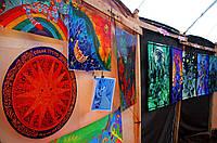 Сигнальная флуоресцентная краска для наружных работ Noxton  Exterior
