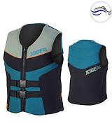 Cпасательный жилет для мужчин Segmented Vest Men Teal, фото 1