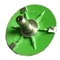 Диск с валом (вариатор вентилятора механического привода вентилятора), JD