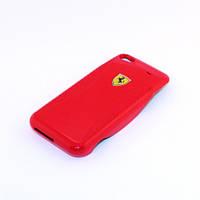 Резервний акумулятор для Apple iPhone 4/4S (1800 mAh), Ferrari, Червоний /АКБ/Батарея/Батарейка /айфон