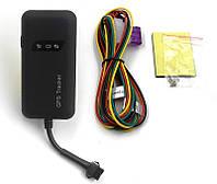 Автомобильный GPS трекер GT02 (TK110), GSM GPRS с системой блокировки двигателя