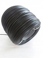 Натуральный ротанг круг 3мм, 4мм, 5мм чорный