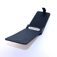 Чехол-книжка со встроенным аккумулятором для Apple iPhone 4 iPhone 4S, 1800mAh, Черный /flip case/флип кейс /айфон
