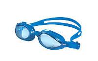 Очки для плавания Arena Max Acs Cruser AR-92282-77(поликарбонат, TPR,силикон,синий)