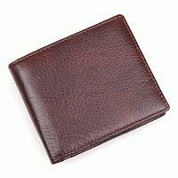 Кожаный мужской кошелек портмоне S.J.D. R-8142-3C