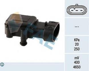 Датчик вакууму на Renault Trafic 2001-> 1.9 dCi — FAE (Іспанія) - FAE15023