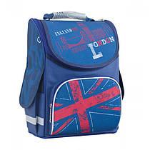 """Рюкзак школьный каркасный """"Smart"""" PG-11 London"""