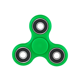 Spinner Classic Спиннер ручной, Зеленый