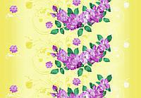 Ткань Сакура желтая