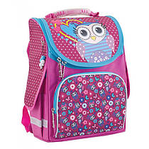 """Рюкзак школьный каркасный """"Smart"""" PG-11 Cute Owl"""