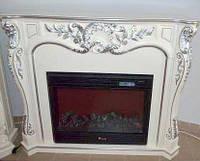 Декоративный камин VA1022 , белый