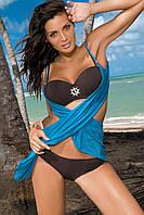 Яркий пляжный купальник M 255 EDITH (S-XL в расцветках), фото 1