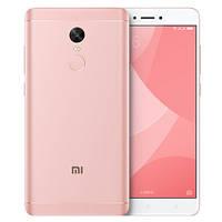 Смартфон ORIGINAL Xiaomi Redmi Note 4X Pink (8Х2,0Ghz; 3Gb/16Gb; 13МР/5МР; 4100 mAh)