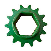 Звездочка приводного колеса сеялки z=14, JD