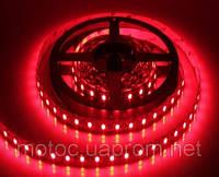 Лента светодиодная (LED подсветка, красная), 5м, 300 диодов