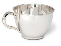 Серебряная чайная чашка  Арт.80488