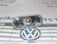 Повторитель поворота(в крыло) VW Volkswagen Фольксваген Т5 2003-2014