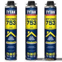 Клей-пена Tytan Styro 753 750мл