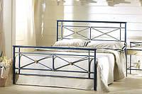 Кованая кровать итальянской фабрики CIACCI. Реплика.