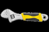 Topex Ключ разводной 200 мм диапазон  0-24 мм