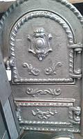 """Печные Дверцы (дверки)Чугунные """"Косичка Арочная"""" для кухни ,барбекю.В Наличии"""