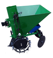Картофелесажалка КСМ-1ЦУ (зеленая)