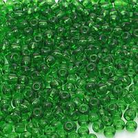 Бисер №10 Preciosa (Чехия), 50120, 10 грамм, Цвет: Зелёный