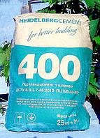 Цемент Хайдельберг м400 (25 кг)