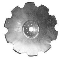 Диск бороны (ромашка) АГ, УДА,ПД-2,5,БГН-24 (D=650мм, круг 64мм, 8отв) (Bellota) Акция