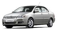 Накладки на панель Toyota Corolla (2001-2006)