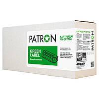 Картридж Canon EP-27, Black, LBP-3200, MF3110/3228/3240/5630/5650/5730/5750/5770, 2.5k, Patron Green (PN-EP27GL)