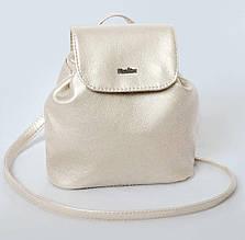 "Мини - рюкзак ""Sopfie"" 02 - White Pearl"