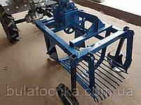 Картофелекопалка КМ - 3 (ВОМ) для мотоблока 1100-6, фото 8