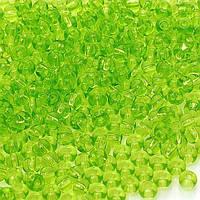 Бисер №10 Preciosa (Чехия), 50220, 10 грамм, Цвет: Салатовый