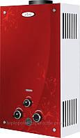 Газовая колонка ДИОН JSD 10 дисплей(красная)