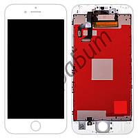 Дисплей iPhone 6S (4.7) с тачскрином в сборе (цвет белый)