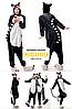 Костюм лемура пижама кигуруми, фото 2