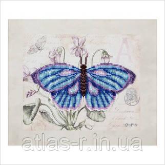 """Схема для вышивки бисером ''Бабочка"""""""