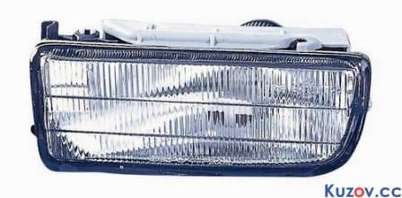 Противотуманная фара (ПТФ) BMW 3 E36 90-99 левая (Depo), фото 2