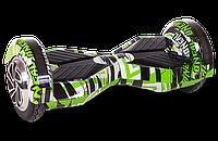 Smart Balance lambo U6 - 8 LED Jungle (зеленый)
