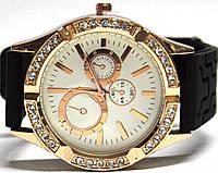 Часы на силиконовом ремешке 103