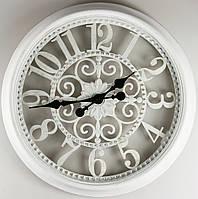 Часы настенные белые White Town