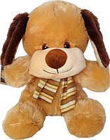 """Мягкая игрушка """"Собачка Марик 55 см с шарфом"""""""