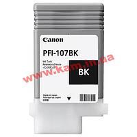 Струйный картридж Canon PFI-107BK Black (6705B002)